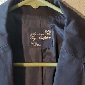 American Eagle Outfitters Jackets & Coats - Navy Blue super cute blazer American Eagle